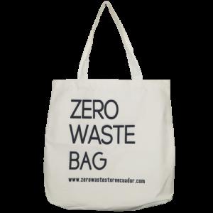 bolsa de tela zero waste